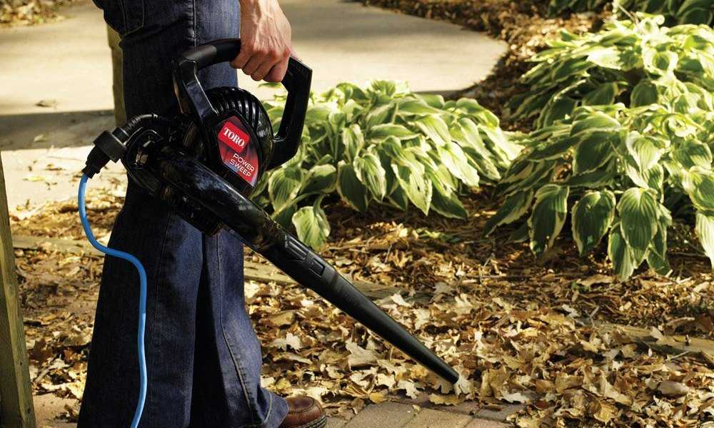 Leaf Blowers Electric vs Gas-Powered Leaf Blowers