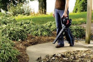 Toro 51585 Power Sweep Electric Leaf Blower Review