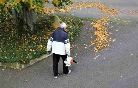 Leaf Blower Repair: What to Do When Your Leaf Blower Breaks