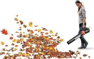 WORX TURBINE Corded Leaf Blower Review