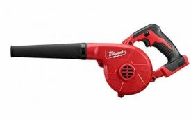Milwaukee Compact Blower Model 0884-20 M18 Review