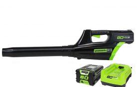 Greenworks Leaf Blower – Pro 80v Cordless Review