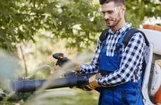 The Best Safety Glasses For Operating a Leaf Blower