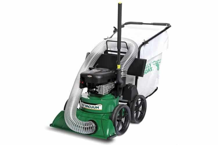 Best Lawn Vacuum Guide for First Time Users and Buyers