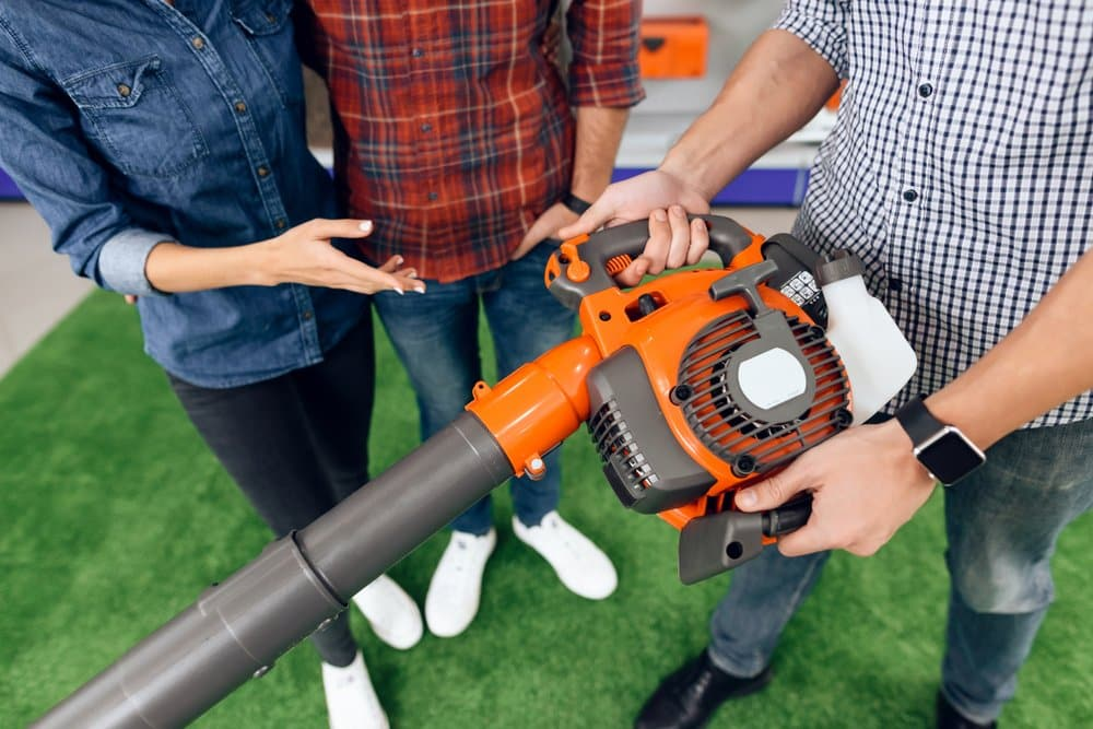 leaf blower reviews guide