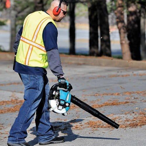 commercial leaf blower