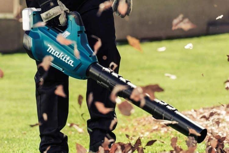 Makita XBU02Z Cordless Leaf Blower-Review