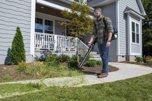 Poulan Pro PR48BT Leaf Blower Review