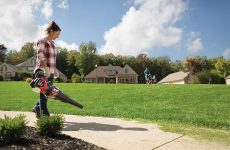 Best Electric Start Gas Leaf Blowers
