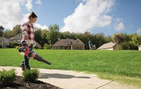 Best Electric Start Gas Leaf Blowers – Reviews, Pros & Cons