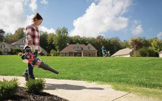 Best Electric Start Gas Leaf Blowers | Reviews, Pros & Cons