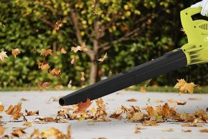 Leaf Blower Made In USA: Discover The Nifty Sun Joe SBJ597E
