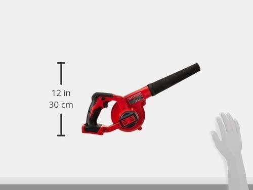 milwaukee compact leaf blower information
