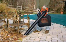 Black and Decker LSWV36 Lithium Sweeper Vacuum