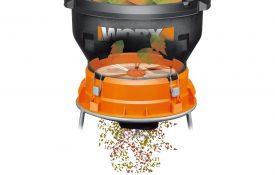 Worx WG430 Electric Leaf Shredder Mulcher Review