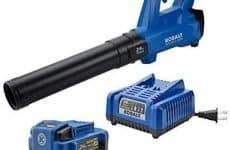 Kobalt 24V Cordless Leaf Blower Review