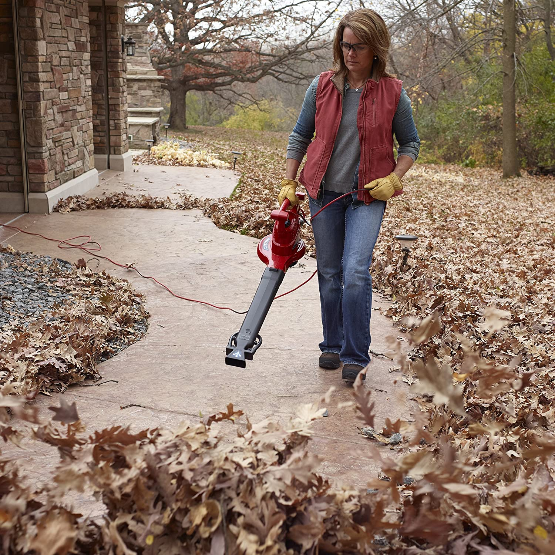 Toro Ultraplus leaf blower vacuum