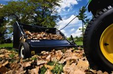 Best Tow Behind Lawn Sweeper: A Top 3 Review